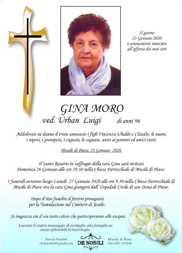 Gina Moro