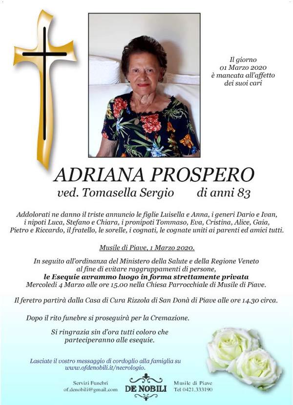 Adriana Prospero