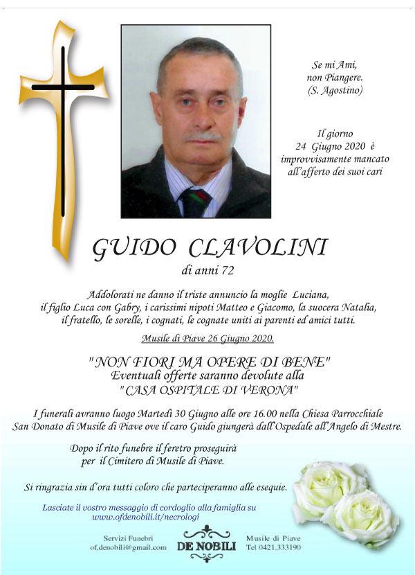 Guido Clavolini