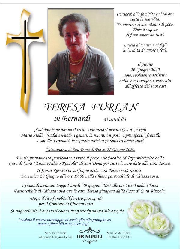 Teresa Furlan