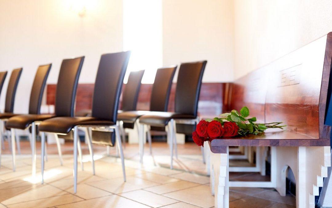 Funerale civile: un rito rispettoso per chi non era credente
