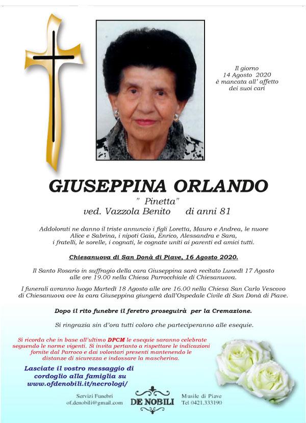 Giuseppina Orlando