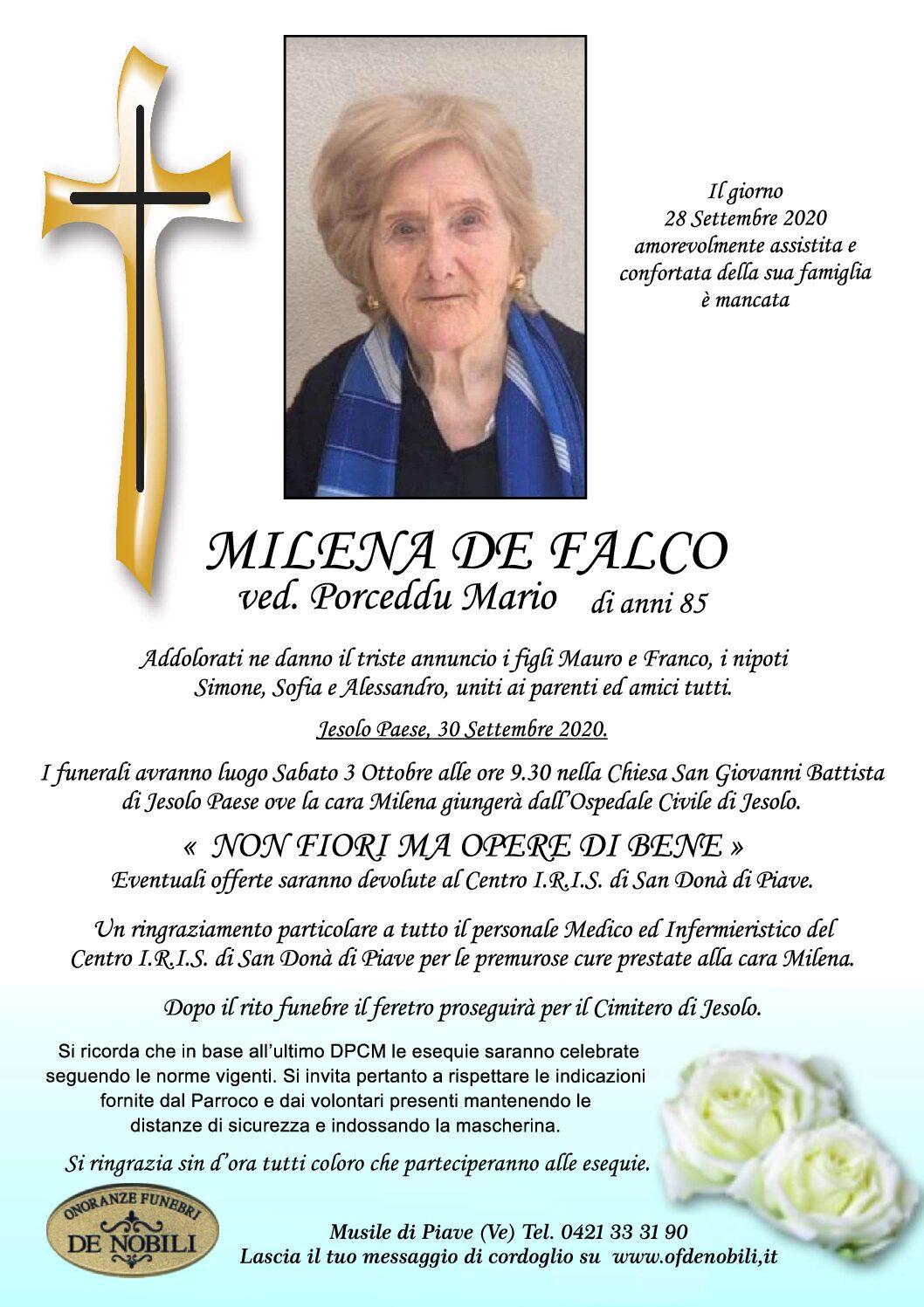 Milena De Falco