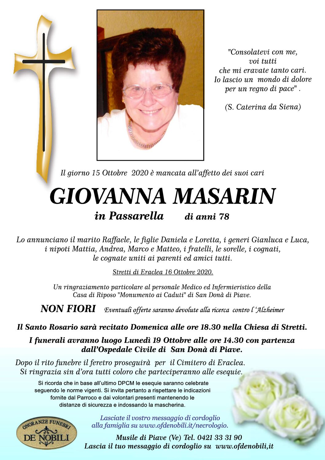 Giovanna Masarin