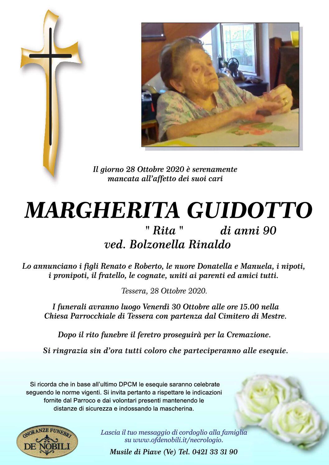 Margherita Guidotto