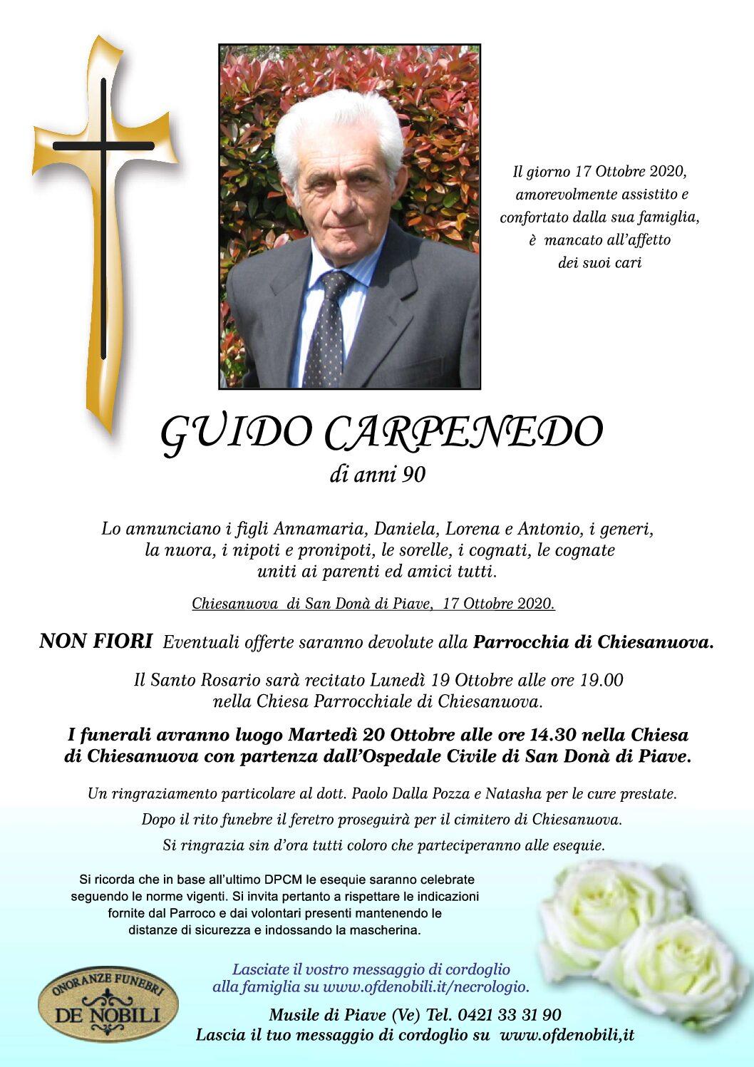 Guido Carpenedo