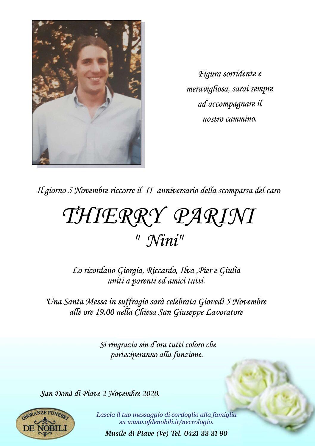 Thierry Parini