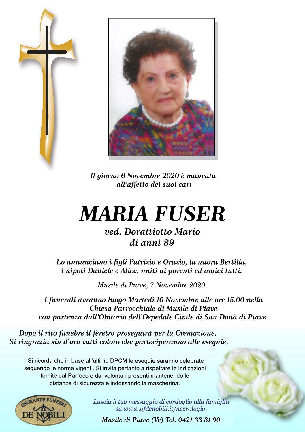 Maria Fuser