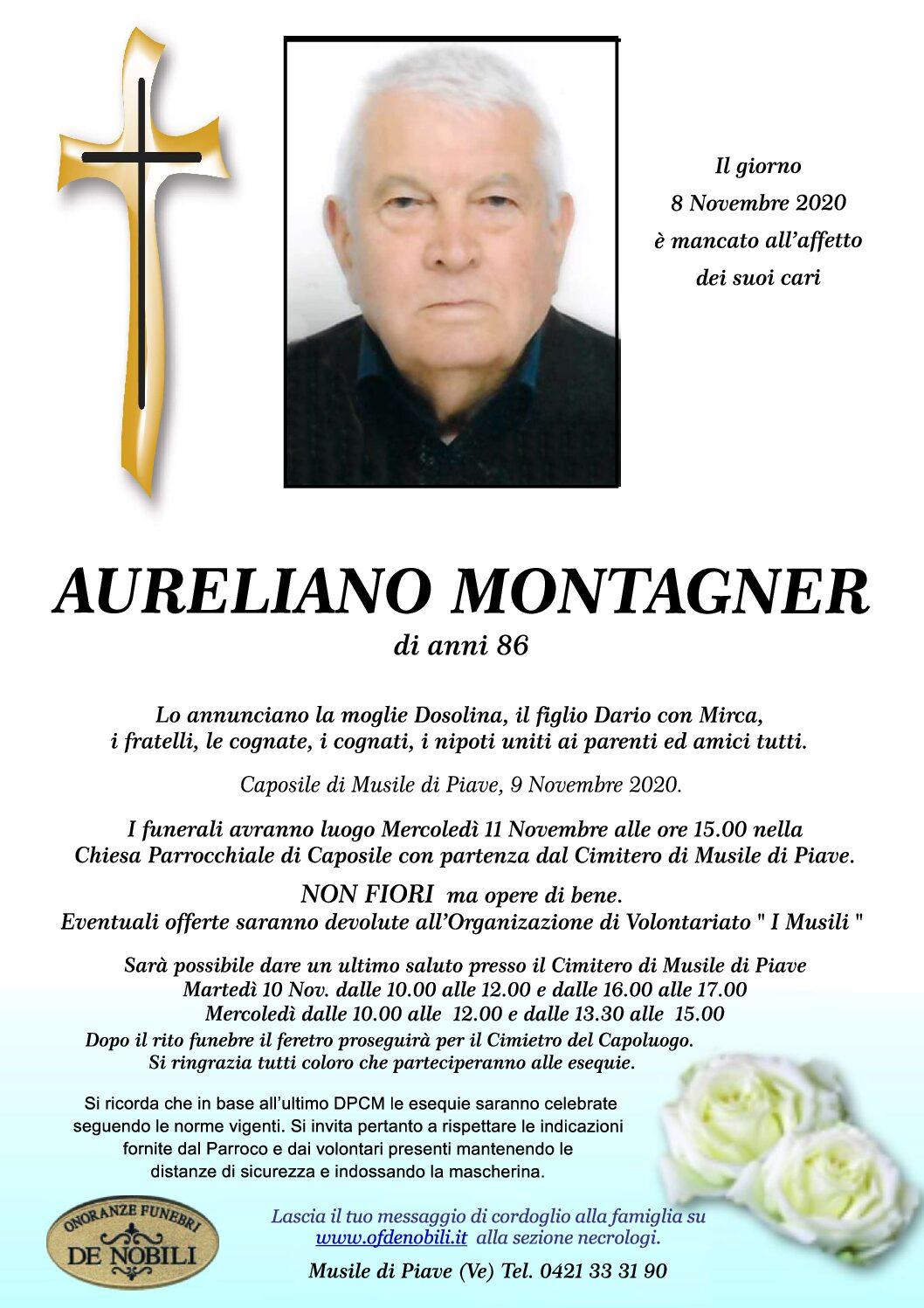 Aureliano Montagner