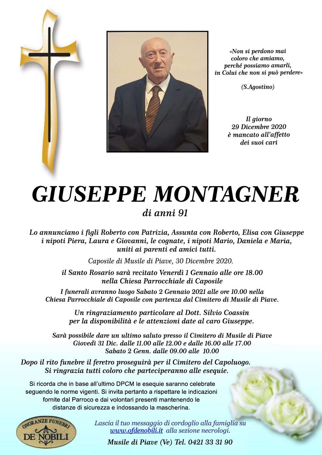 Giuseppe Montagner