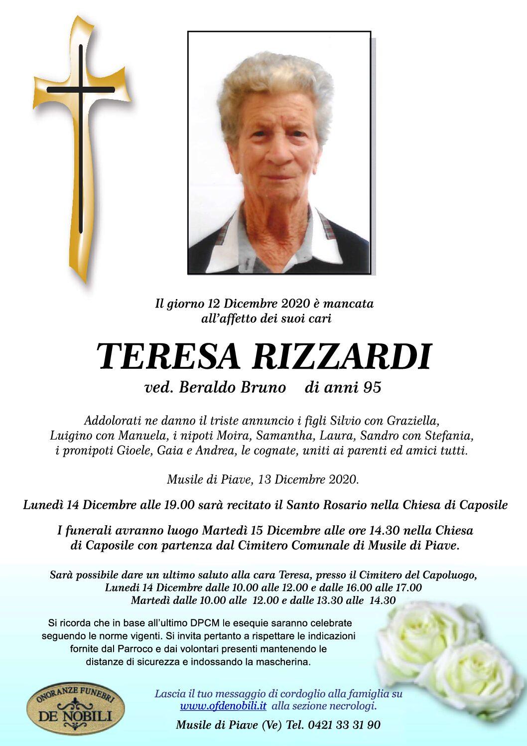 Teresa Rizzardi