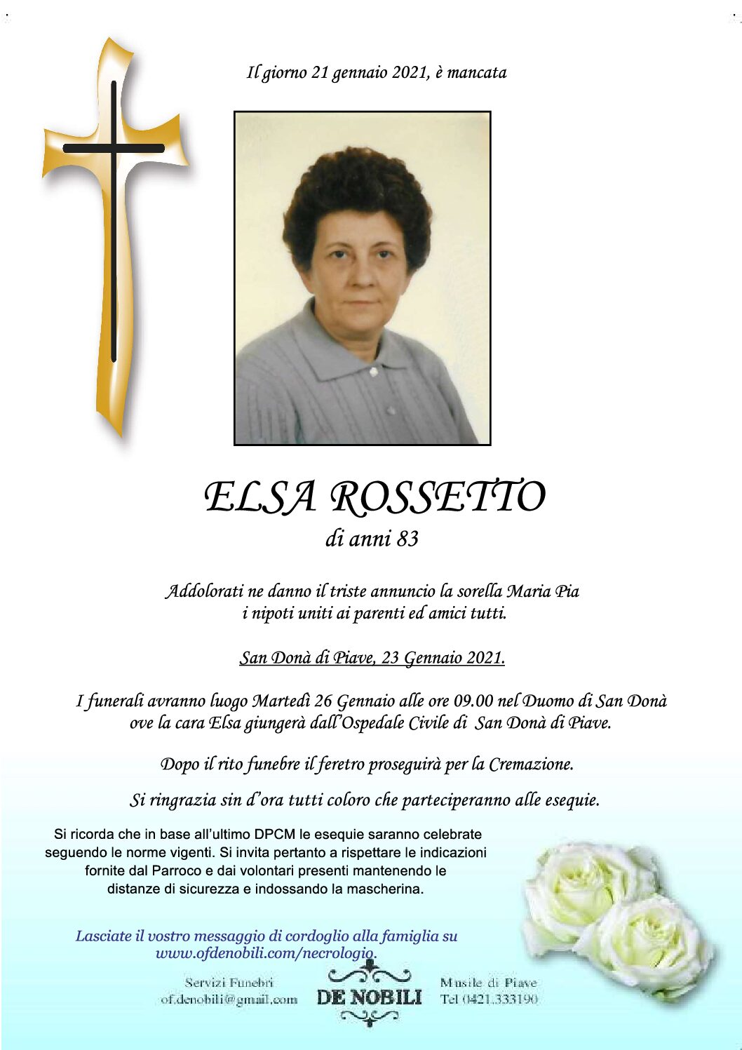 Elsa Rossetto