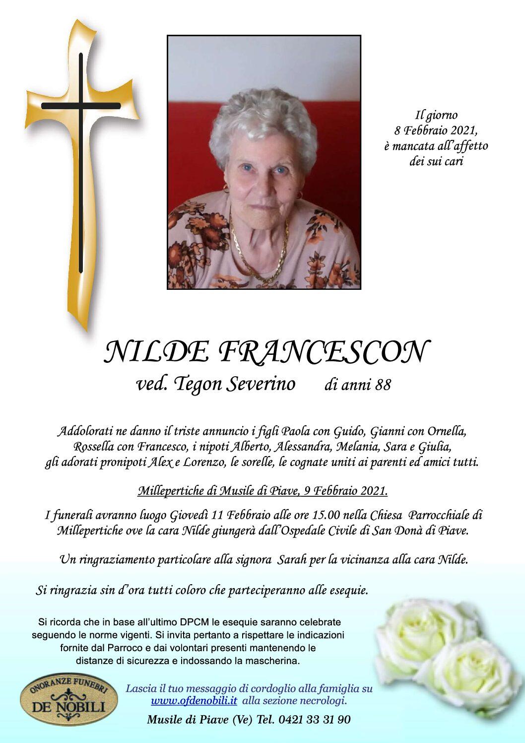 Nilde Francescon
