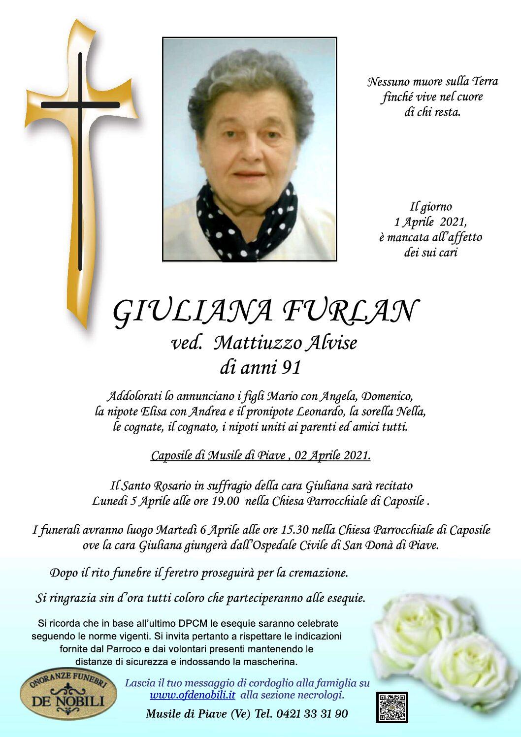 Giuliana Furlan