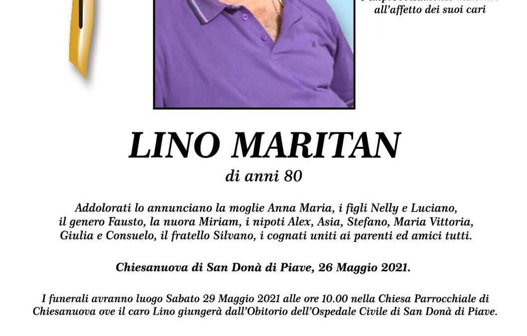 Lino  Maritan